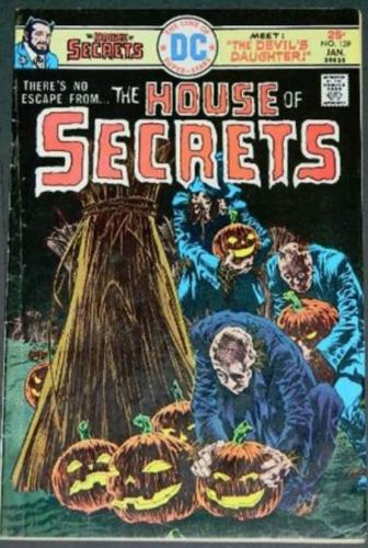 House of Secrets #1391/76 Cover