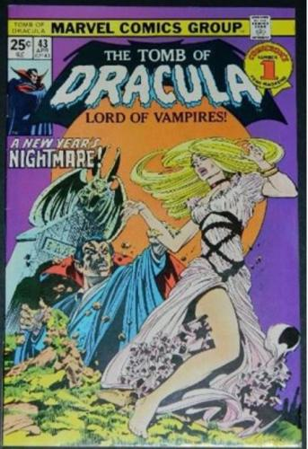 Tomb of Dracula #434/76 Cover