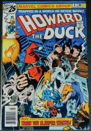 Howard The Duck #47/76 Campaign ad