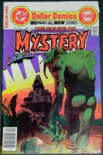 House of Mystery #25512/77 Cover