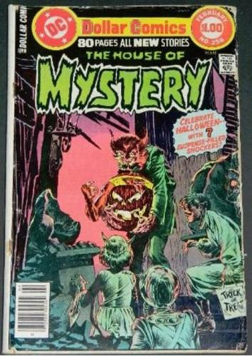 House of Mystery #2562/78 Cover