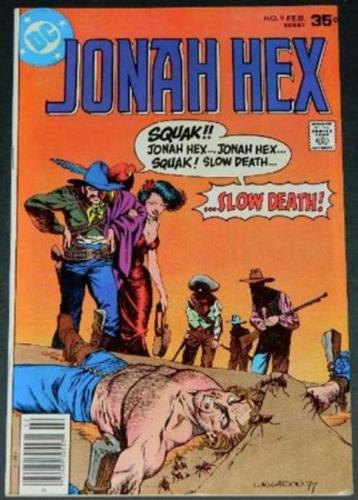 Jonah Hex #92/78 Cover