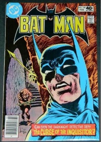 Batman #3202/80 Cover