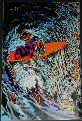 Doctor Strange #1Wrap around cover