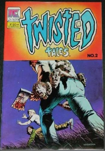 Twisted Tales #24/83 Cover