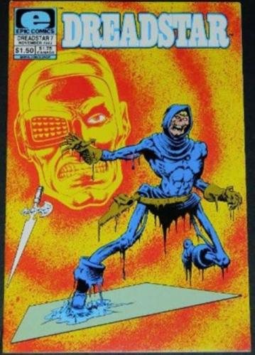 "Dreadstar #711/83 ""Interstellar Toybox"""