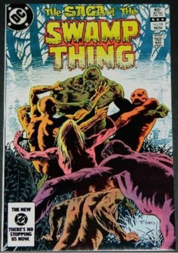 Saga of the Swamp Thing #1811/83 - reprint #10