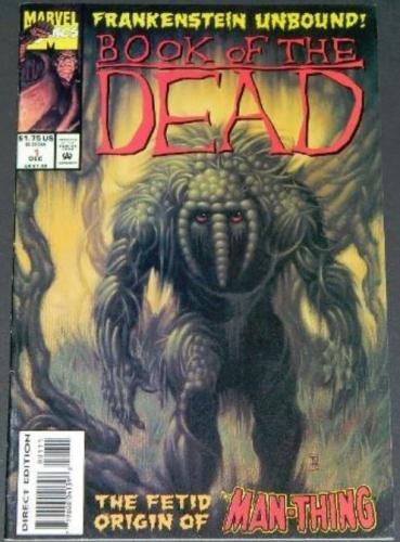 "Book of the Dead 3112/83 ""Gargoyle Every Night"" Chamber of Darkness #7"