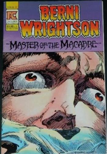 Master of the Macabre #11983 - Cover, story reprints