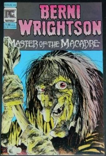 Master of the Macabre #21983 - Cover, story reprints