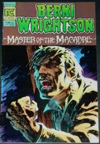 Master of the Macabre #31983 - Cover, story reprints