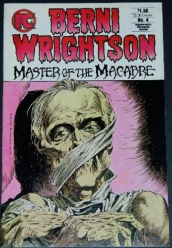 Master of the Macabre #41984 - Cover, story reprints
