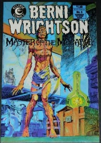 Master of the Macabre #51984 - Cover, story reprints