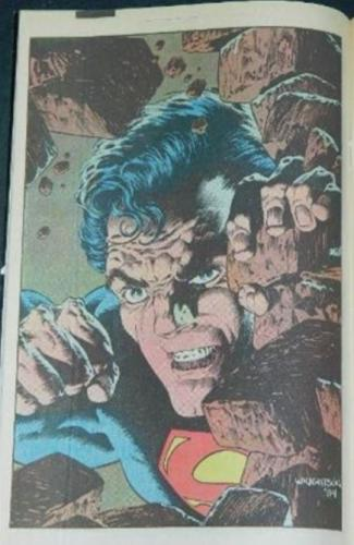 Superman #400Pin up
