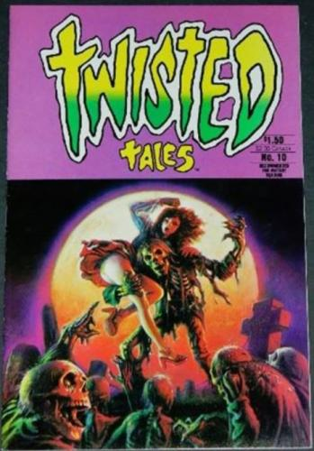 """Twisted Tales #1012/84 """"Egg in Your Beer"""""""