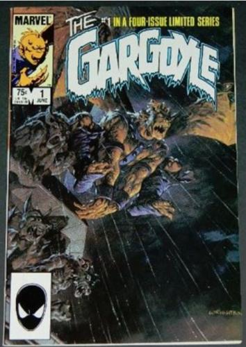 The Gargoyle #16/85 Cover