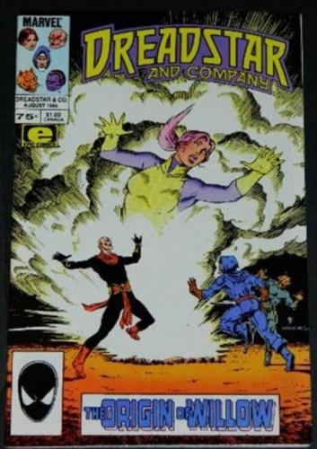 Dreadstar and Company #28/85 Direct Edition Cover
