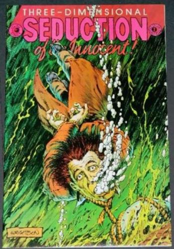 Seduction of the Innocent 3-D4/86 Cover