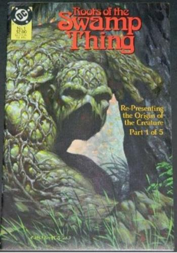 Roots of the Swamp Thing #17/86 Issues 1&2