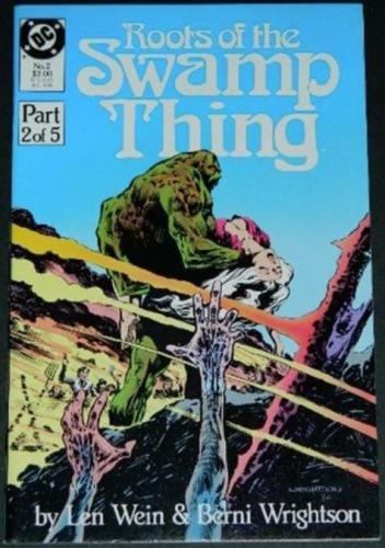 Roots of the Swamp Thing #28/86 Issues 3&4