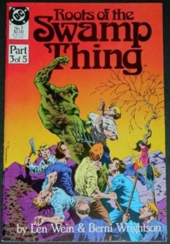 Roots of the Swamp Thing #39/86 Issues 5&6