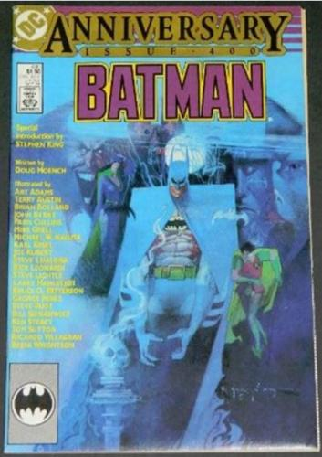 Batman #40010/86 Pin up