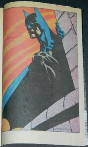 Batman #400Pin up