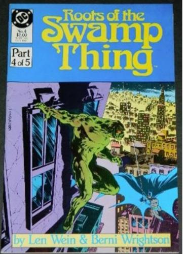 Roots of the Swamp Thing #410/86 Issues 7&8