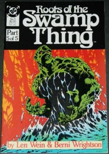 Roots of the Swamp Thing #511/86 Issues 9&10
