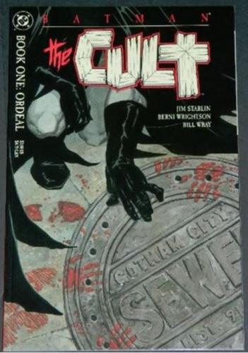 The Cult #11988 Cover, story art