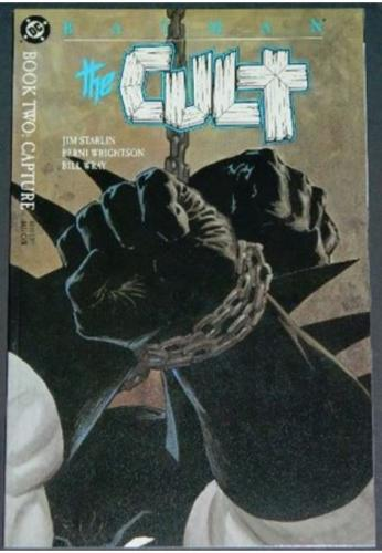The Cult #21988 Cover, story art