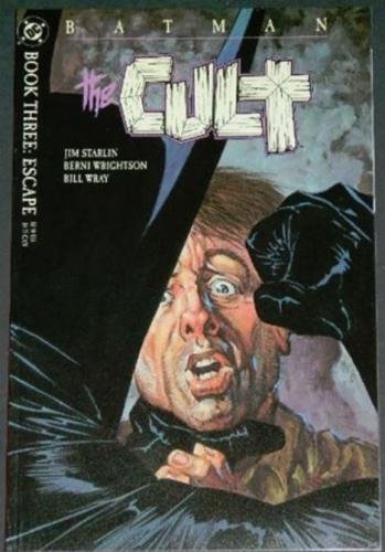 The Cult #31988 Cover, story art