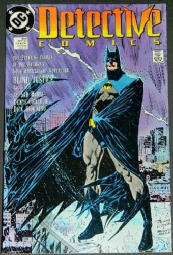 Detective Comics #6005/89 Illistration