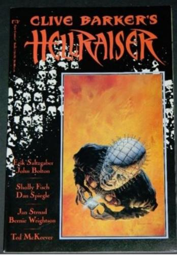 "Hellraiser1989 ""The Warm Red"""