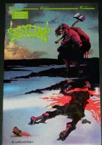 Asylum 311989 Cover