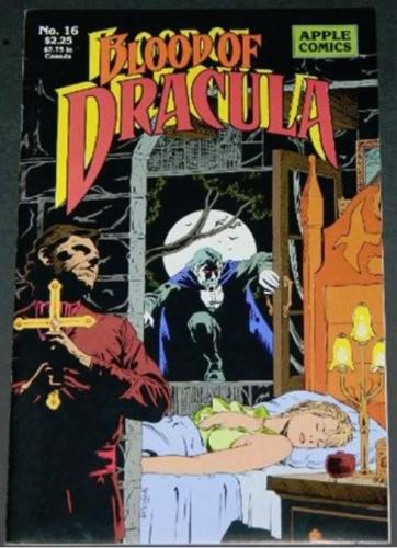 "Blood of Dracula #165/90 ""Lost Frankenstein Pages"" 8"