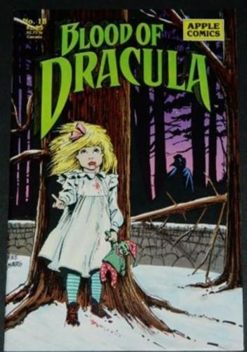 "Blood of Dracula #189/90 ""Lost Frankenstein Pages"" 10"