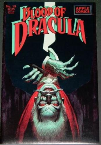 "Blood of Dracula #193/91 ""Lost Frankenstein Pages"" 9"