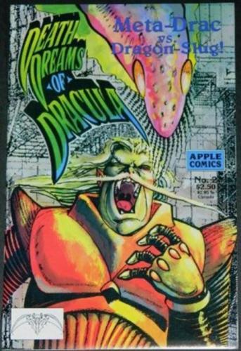 """Death Dreams of Dracula #211/91 """"Nosferatu"""""""