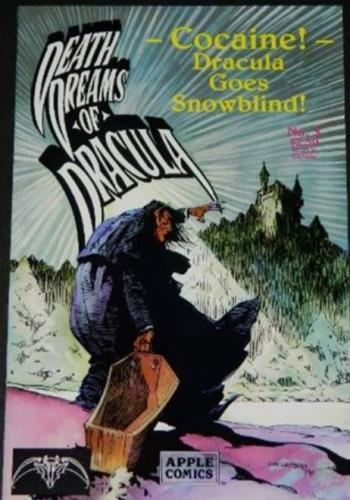"Death Dreams of Dracula #31/92 Cover, ""Breathless"", ""Ain't She Sweet"""