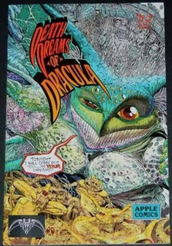 "Death Dreams of Dracula #43/92 ""Mother Toad"""