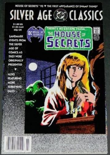 Silver Age Classics House of Secrets #921992