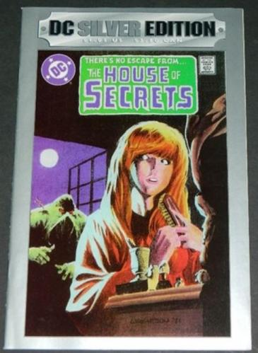 DC Silver Edition House of Secrets #921993