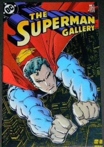 The Superman Gallery #11993 - pin up from #400