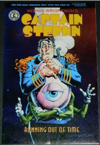 Captain Sternn #16/93 Preview Edition
