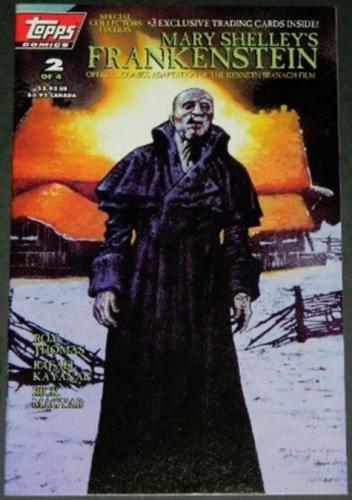 Frankenstein #21994 Illustration