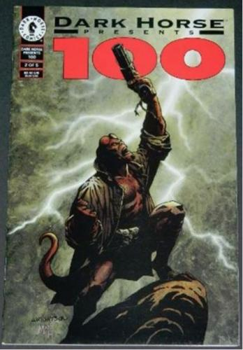 Dark Horse Presents 100 #28/95 Cover