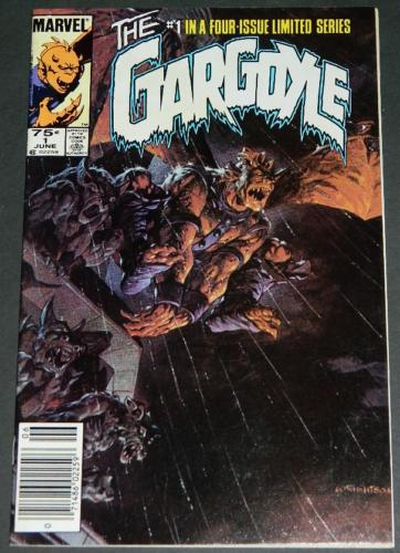 The Gargoyle #16/85 CoverNewsstand Edition