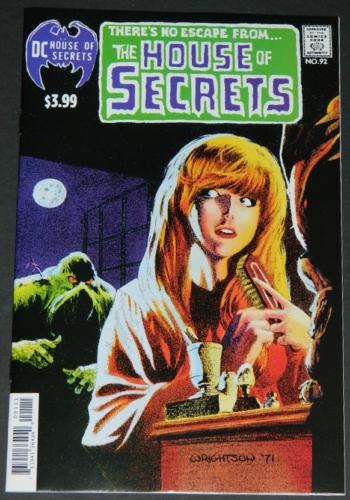H.O.S. #928/2019 DC reprint edition