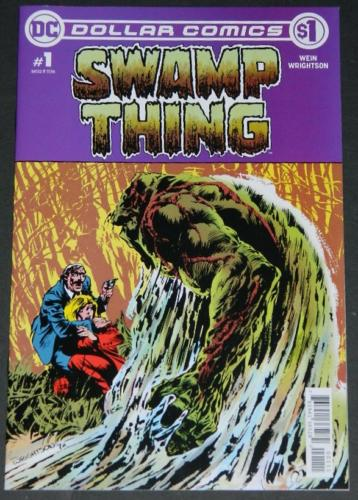 Swamp Thing #1DC 2019 reprint
